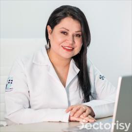 Dra. Julia Mejía, Geriatría