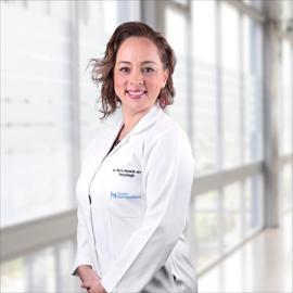 Dra. María Jara, Onco-Hematología