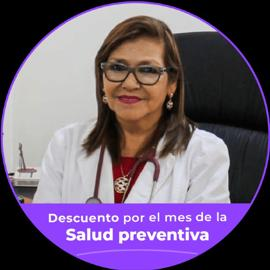 Dra. Dra Bertha  Sabina  Camacho  Bosquez , Pediatría Ambulatoria