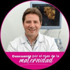 Dr. Antonio  Rojas Vergara, Ginecología