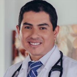 Dr. Paul Andres Abarca Espinosa, Gastroenterología