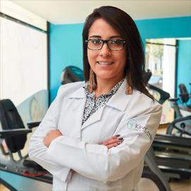 Dra. Mónica Rosas, Rehabilitación Cardíaca