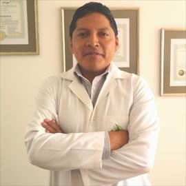 Dr. Edwin Javier Lamiña Lugmaña, Hipnoterapia