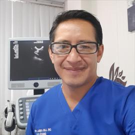 Dr. Luis Anibal Yupa Mainato, Ginecología y Obstetricia
