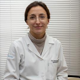 Dra. Paola  Jervis Solines, Endocrinología