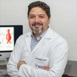 Dr. Fernando Pérez, Cirugía Vascular