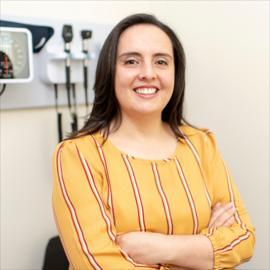 Dra. Marisol Bahamonde, Medicina de Adolescente y Adulto Jóven
