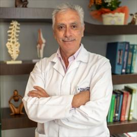 Dr. Fernando  Arévalo, Rehabilitación Fisiatría