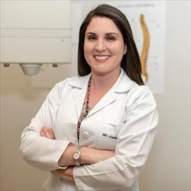 Dra. María Cristina Galiano, Ozonoterapia