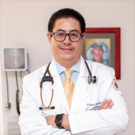 Dr. Alberto  Cárdenas Ruales, Cardiología Intervencionista