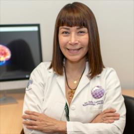 Dra. Guilca Contreras, Neurología Pediátrica
