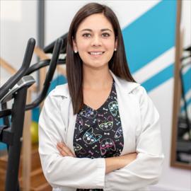 Dra. María Paz  Velásquez  Galarza, Terapia Manual