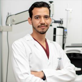 Dr. Jhonatan  Jaramillo Ruiz, Optometría