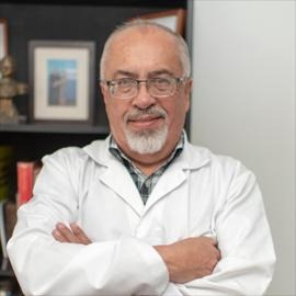 Dr. Clemente  Orellana, Endocrinología