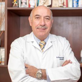 Dr. Horacio Rodríguez, Geriatría