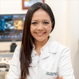 Dra. Paulina Alexandra Paz Villegas, Ginecología
