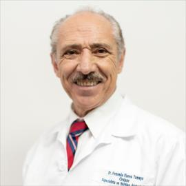 Dr. Fernando Flores, Cirugía General