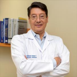 Dr. Marcelo Román, Neurología Pediátrica