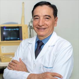 Dr. Newton  Rubio Valarezo, Infertilidad