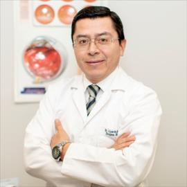 Dr. Lizardo  Jiménez Burbano, Oftalmología