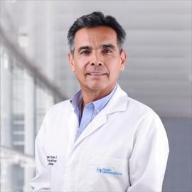 Dr. Gualberto  Arias Cobo, Alergología