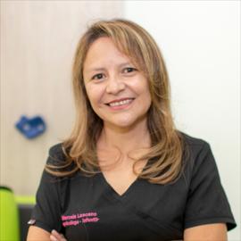 Dra. Marcela  Lascano Monteros, Neuropsicología