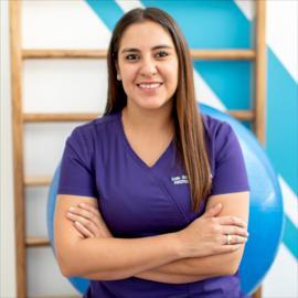 Dra. María Gabriela  Jácome Merino, Fisioterapia de Piso Pélvico
