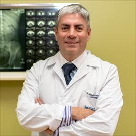 Dr. José Gaibor, Urología