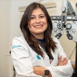 Dra. Martha  Bucheli Patiño, Oftalmología