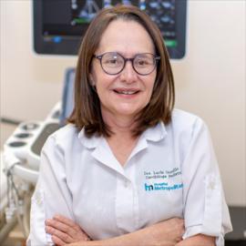 Dra. Lucía Gordillo, Cardiología Pediátrica