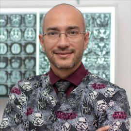 Dr. Nicolay Astudillo, Neurología Pediátrica