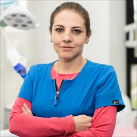 Dr. Ximena  Alexandra Sánchez Paz, Odontología