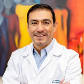 Dr. Alberto Carlos Gordillo Calero, Cirugía General