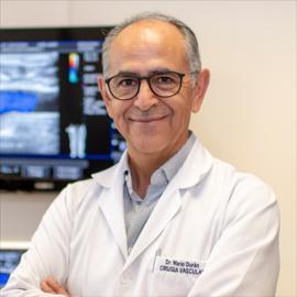 Dr. Mario Durán, Cirugía Vascular