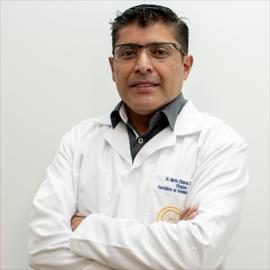 Dr. Mario Cháves, Cirugía General