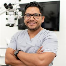 Dr. José Eduardo Maldonado Paredes, Endodoncia