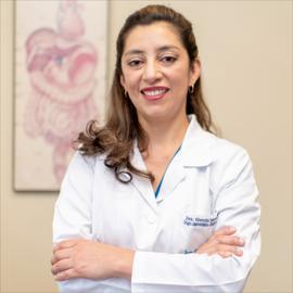 Dra. Glenda  Herrera Cevallos, Cirugía General