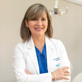 Dr. Constanza  Sánchez Davila, Odontopediatría
