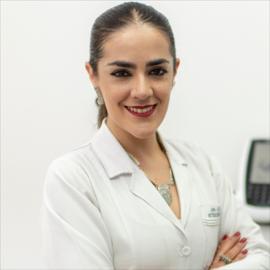 Dr. Ana Cristina Altamirano Suarez, Nutrición