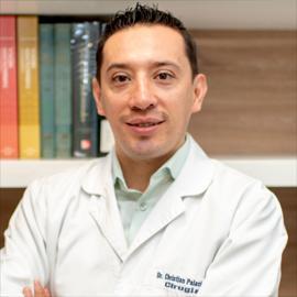 Dr. Christian Palacios Cortes, Cirugía General