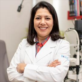 Dra. Fanny Jaramillo, Cirugía Oftalmológica