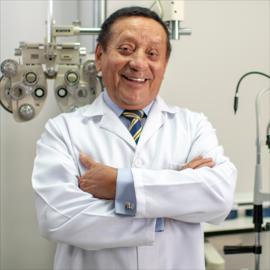 Dr. Fernando Rodríguez, Oftalmología