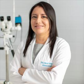 Dra. Silvia Villagrán, Ginecología