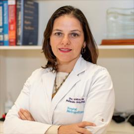 Dra. Verónica Ayala, Gastroenterología