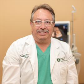 Dr. Jose Alfredo Mendoza Andramuño, Ginecología