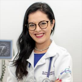 Dr. Gabriela  Zambrano Sánchez, Medicina Interna