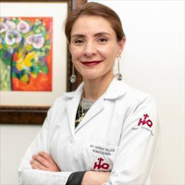Dra. Verónica Villacís, Reumatología