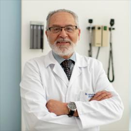 Dr. Alfredo Naranjo, Pediatría