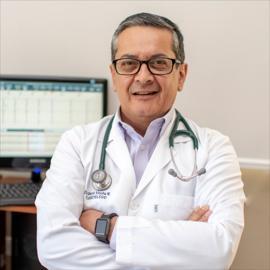 Dr. René Vicuña, Cardiología