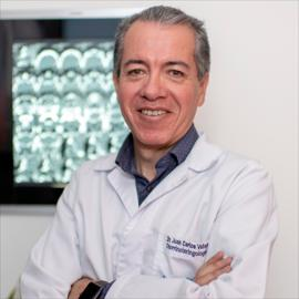 Dr. Juan Carlos Vallejo, Otorrinolaringología